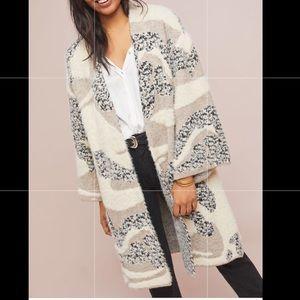 Anthropologie Kimono Sweater